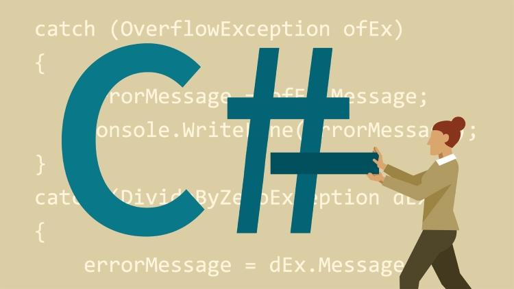 زبان برنامهنویسی سی شارپ