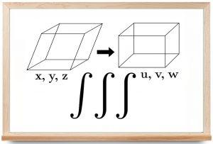 تغییر متغیر در انتگرال سه گانه — به زبان ساده (+ دانلود فیلم آموزش رایگان)