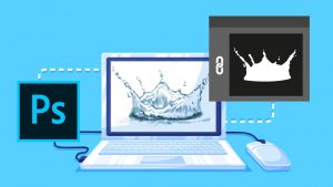 ایجاد ماسک برای آب و مایعات در فتوشاپ — آموزک [ویدیوی آموزشی]