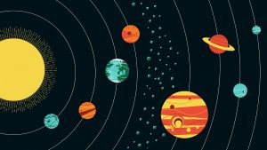 قانون جهانی گرانش نیوتن — به زبان ساده