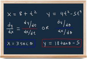 مشتق توابع پارامتری — از صفر تا صد