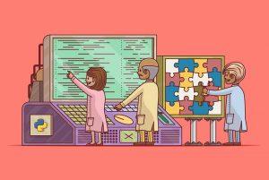 آموزش پایتون: ساخت اپلیکیشن نقشه وب — به زبان ساده
