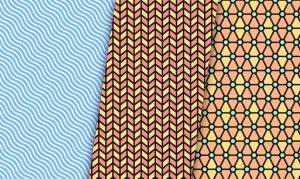 آموزش ایلاستریتور: طراحی الگوهای خطی — راهنمای گام به گام