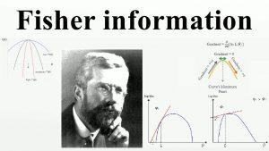 اطلاع فیشر (Fisher Information) — مفاهیم و کاربردها