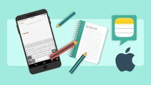 کار با اپلیکیشن Notes در گوشی های آیفون – آموزک [ویدیوی آموزشی]