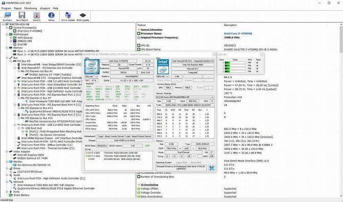 خطایابی سخت افزار در ویندوز