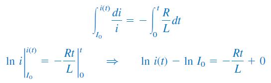 انتگرالگیری از معادله جریان