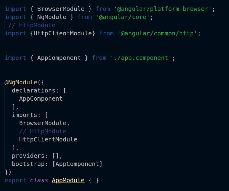 درخواست HTTP در جاوا اسکریپت