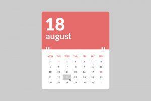 طراحی یک تقویم ساده با Moment ،CSS و Vue — راهنمای مقدماتی