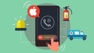 استفاده از قابلیت Emergency SOS در گوشی های آیفون – آموزک [ویدیوی آموزشی]