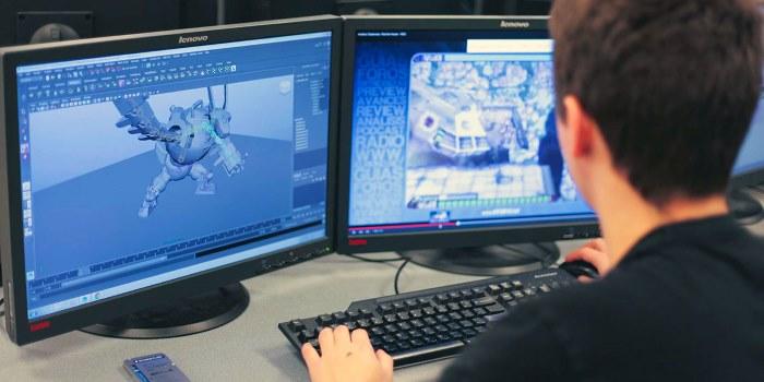 توسعه بازیهای کامپیوتری