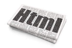 مبانی کار با متن در HTML — راهنمای کاربردی