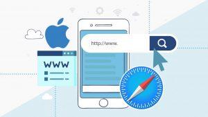 آموزش استفاده از اپلیکیشن Safari در گوشی های آیفون – آموزک [ویدیوی آموزشی]