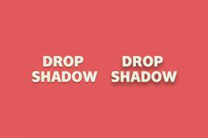 آموزش استفاده از Drop Shadow در فتوشاپ – راهنمای مقدماتی