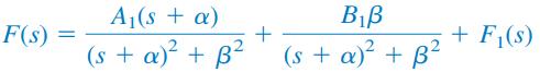 تکمیل مربعات قطبهای مختلط