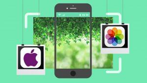 کار با اپلیکیشن Photos در گوشی های آیفون – آموزک [ویدیوی آموزشی]