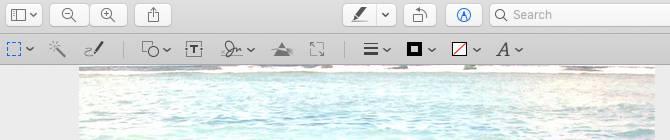 ویرایش تصاویر در مک با استفاده از اپلیکیشن Preview