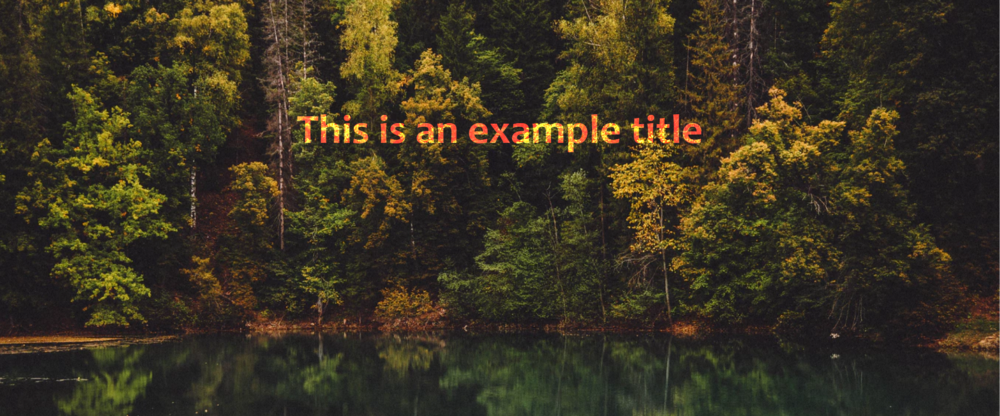 ترفند مفید CSS