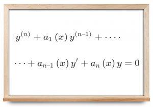 معادلات دیفرانسیل مرتبه بالا با ضرایب متغیر — از صفر تا صد