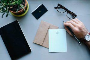 نشانه گذاری یک نامه در HTML — راهنمای کاربردی