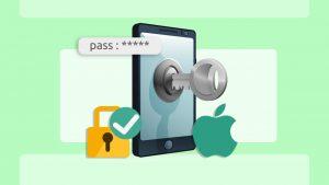 تنظیم رمز عبور در گوشی های آیفون – آموزک [ویدیوی آموزشی]