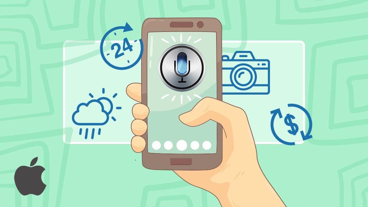 کار با دستیار صوتی Siri در گوشی های آیفون – آموزک [ویدیوی آموزشی]