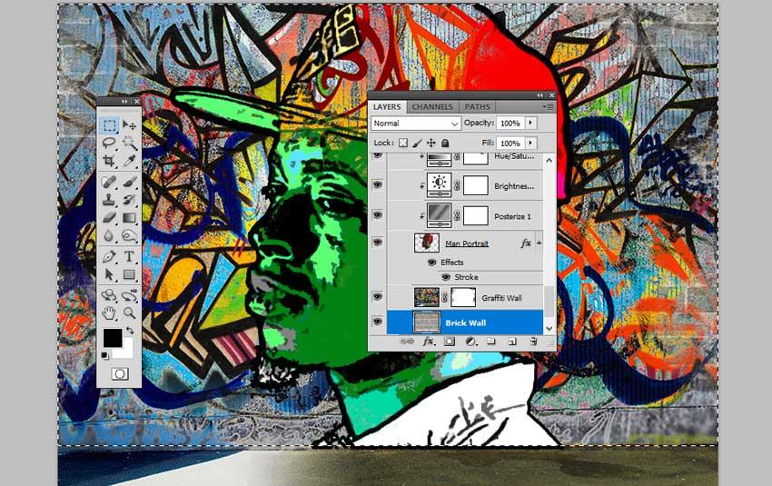 جلوه گرافیتی