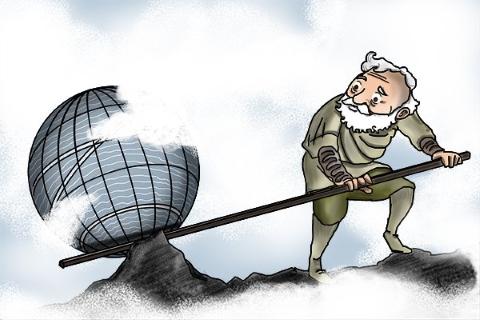 آیا ارشمیدس می توانست زمین را بلند کند؟