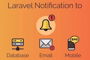 سیستم اعلان (Notification System) در لاراول — راهنمای کاربردی