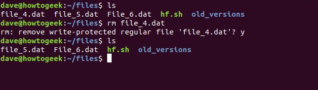 حذف فایل