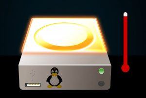 مشاهده میزان فضای هارد دیسک در ترمینال لینوکس — راهنمای کاربردی