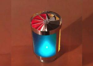 توربین گرمائی زینتی  — زنگ تفریح [ویدیوی کوتاه علمی]