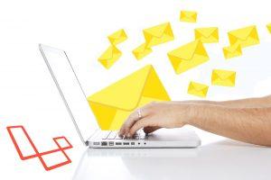 ارسال ایمیل در لاراول (Laravel) — راهنمای کاربردی