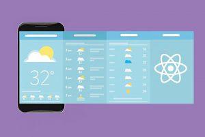 ساخت اپلیکیشن ساده آب و هوا با React Native و Expo — از صفر تا صد