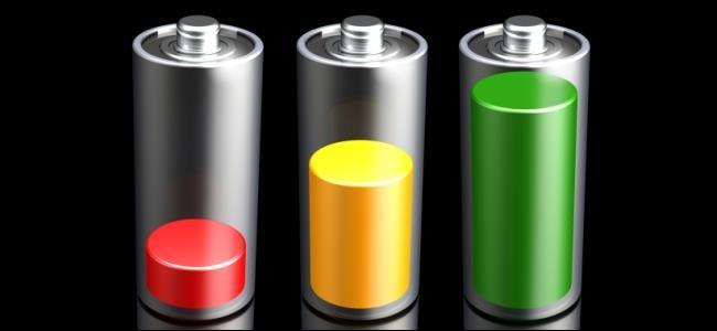 باتری لپ تاپ و موبایل