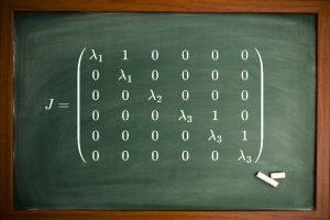 فرم جردن در معادلات دیفرانسیل — از صفر تا صد