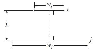 فرمول ضریب دید