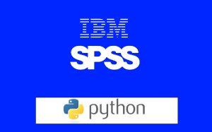پایتون در SPSS — راهنمای گام به گام