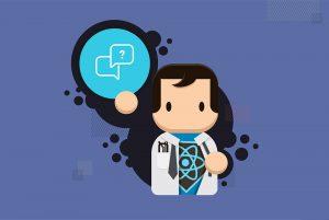 ساخت ویجت گفتگوی زنده با پشتیبانی در ری اکت (React) — از صفر تا صد