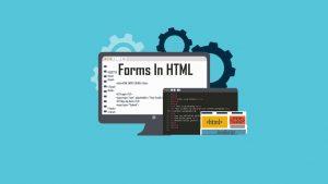 فرم HTML — راهنمای جامع