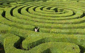 الگوریتم حل ماز (Maze) در جاوا — از صفر تا صد