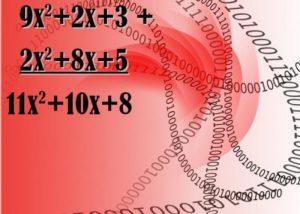 کد جمع کردن چند جمله ای ها — راهنمای کاربردی