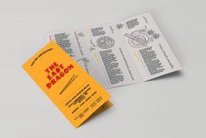 طراحی بروشور منوی رستوران با InDesign — راهنمای گام به گام