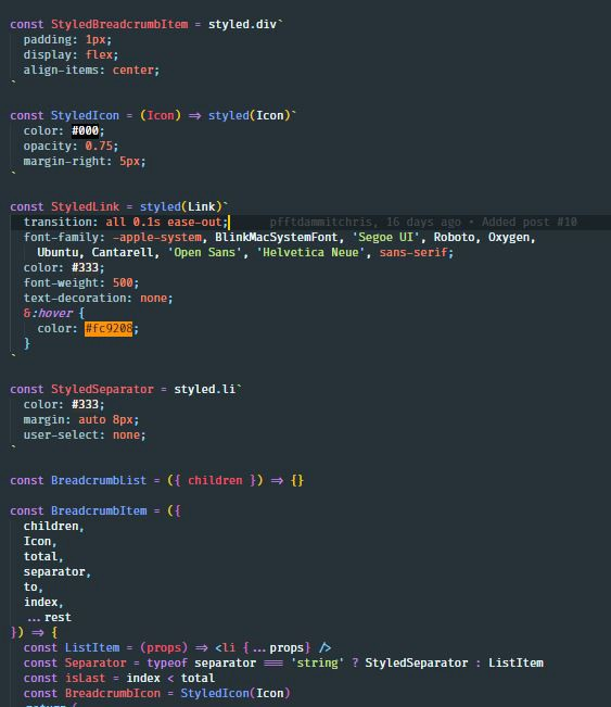 اکستنشن VSCode