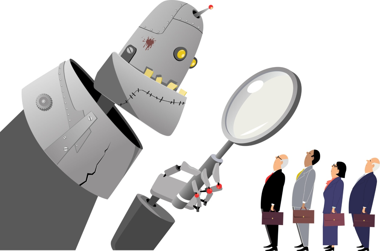 تعیین مبلغ افزایش حقوق کارکنان با هوش مصنوعی