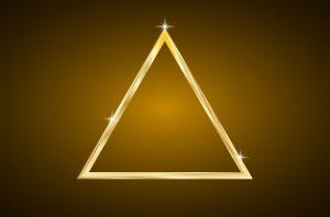 مساحت مثلث چگونه به دست می آید؟ + فیلم آموزش رایگان