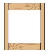 سطح مقطع عرضی یک تیر جعبهای