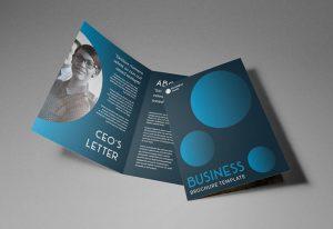 طراحی بروشور تجاری در InDesign — راهنمای گام به گام