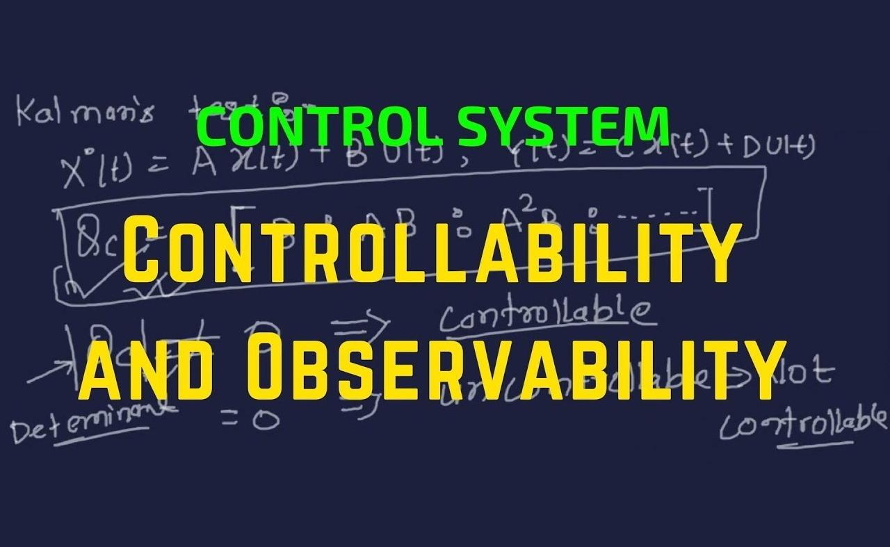 کنترل پذیری و رویت پذیری — از صفر تا صد