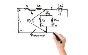 مدار معادل موتور القایی — به زبان ساده